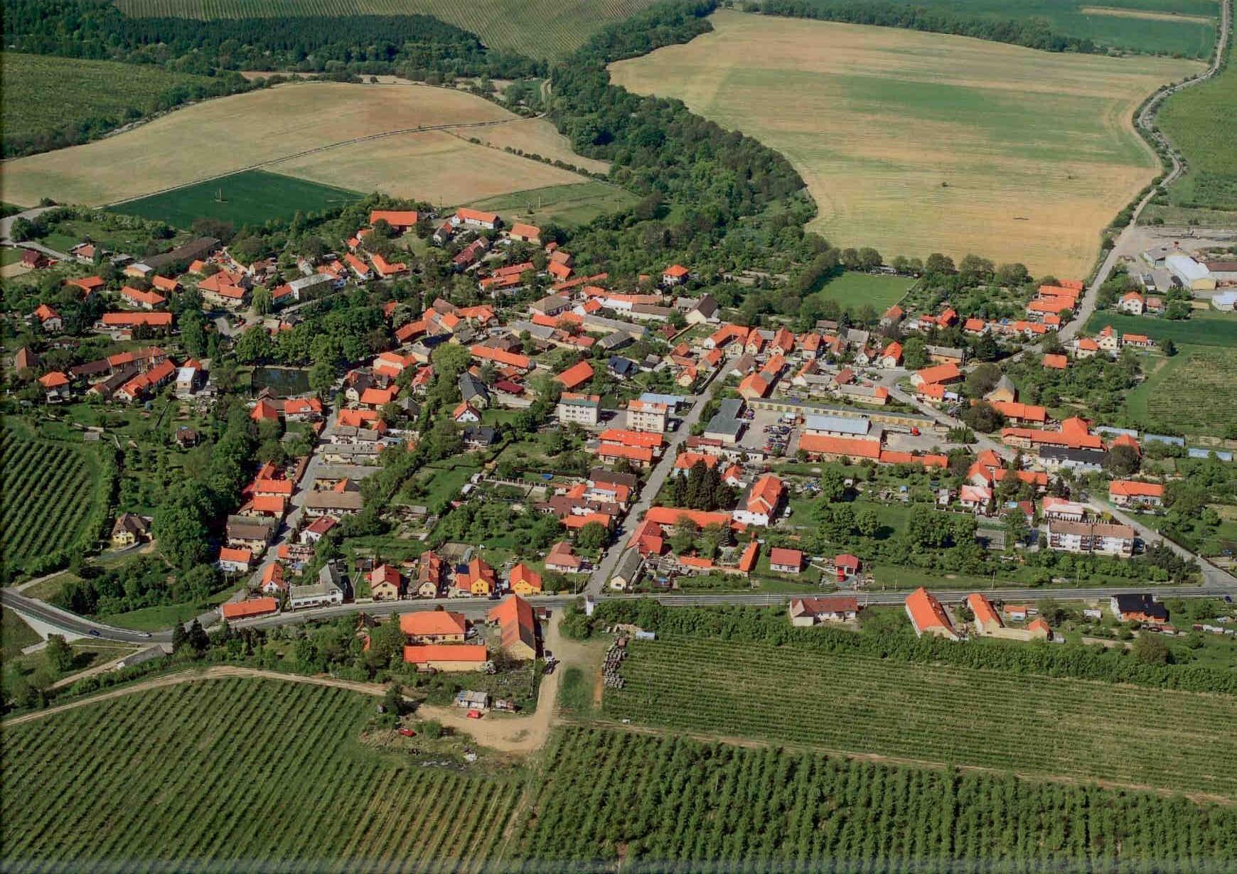 letecký snímek 32